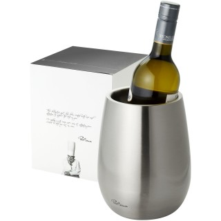 Coulan double-walled wine cooler, silver