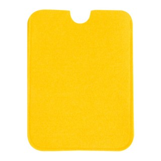 Tablet Case Cassiopeia, yellow