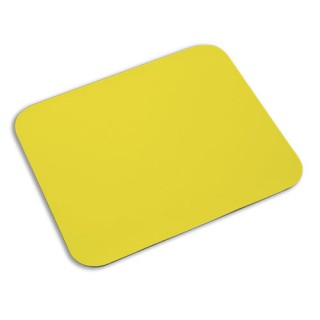 Mousepad Mariposa, yellow