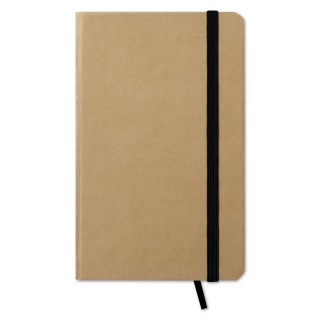 Recycled material notebook 'Evernote', black