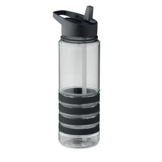 Tritan bottle 750ml 'Ringo', black