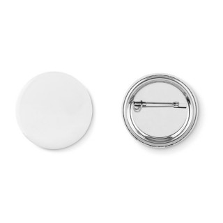Small pin button 'Small Pin', dull silver
