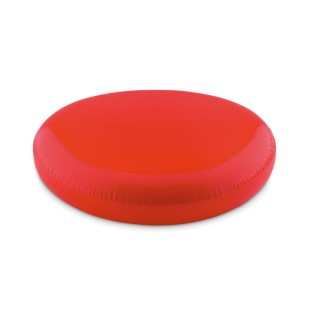 Inflatable frisbee 24cm 'Adelaide', red